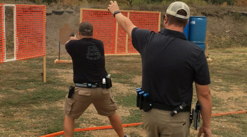 SRSC USPSA Shooter and RO